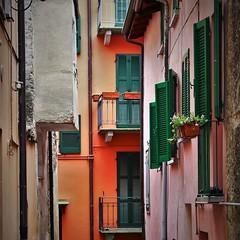I colori di Varzi (ornella sartore) Tags: varzi finestre balconi colori allaperto particolari
