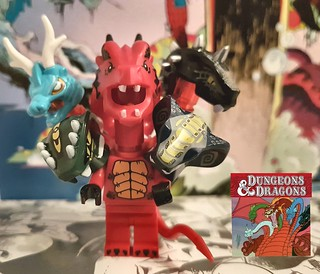Dungeons and Dragons: Tiamat