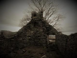 Deserted Village of Sailean (Salen) , Island of Lismore