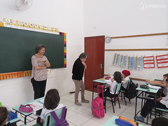 "Visita das autoras Maria Eliza e Nilza Siqueira • <a style=""font-size:0.8em;"" href=""http://www.flickr.com/photos/134435427@N04/41717838125/"" target=""_blank"">View on Flickr</a>"