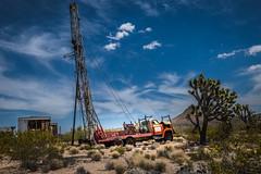 Lanfair Road, Mojave National Preserve, California (paccode) Tags: solemn california d850 forgotten landscape desert mojave hills nationalpark brush cactus creepy quiet abandoned bushes wreck unitedstates us