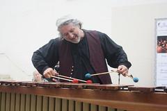 Faiths in Tune (2018) 10 - Alex Jacobowitz (KM's Live Music shots) Tags: worldmusic unitedstates alexjacobowitz marimba faithsintune britishmuseum