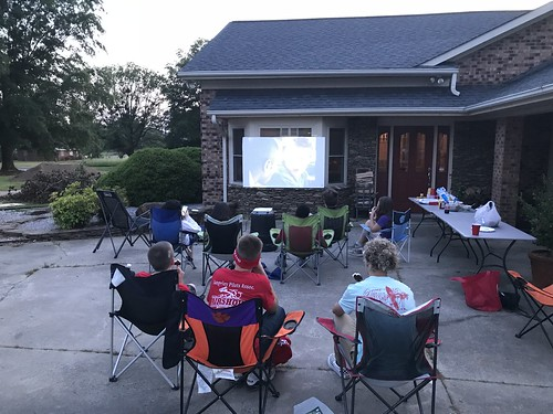 Lots of youth group fun was had at movie night. Thanks to all who attended.