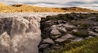 Dettifoss from the other bank