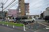 Tokyo.杉並区和泉 大宮八幡前 (iwagami.t) Tags: 201805 fujifilm fuji xt1 xf14mm japan tokyo city town urban road building car