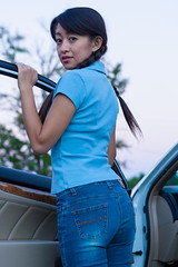 (Chris-Creations) Tags: mei denim butt jeans ass 20051015231 portrait people pretty chinese asian woman lady petite girl feminine femme fille attractive sweet cute beauty lovely amateur wife gorgeous beautiful glamour mujer niña guapa chica esposa женщина 女孩 女人 性感 妻子