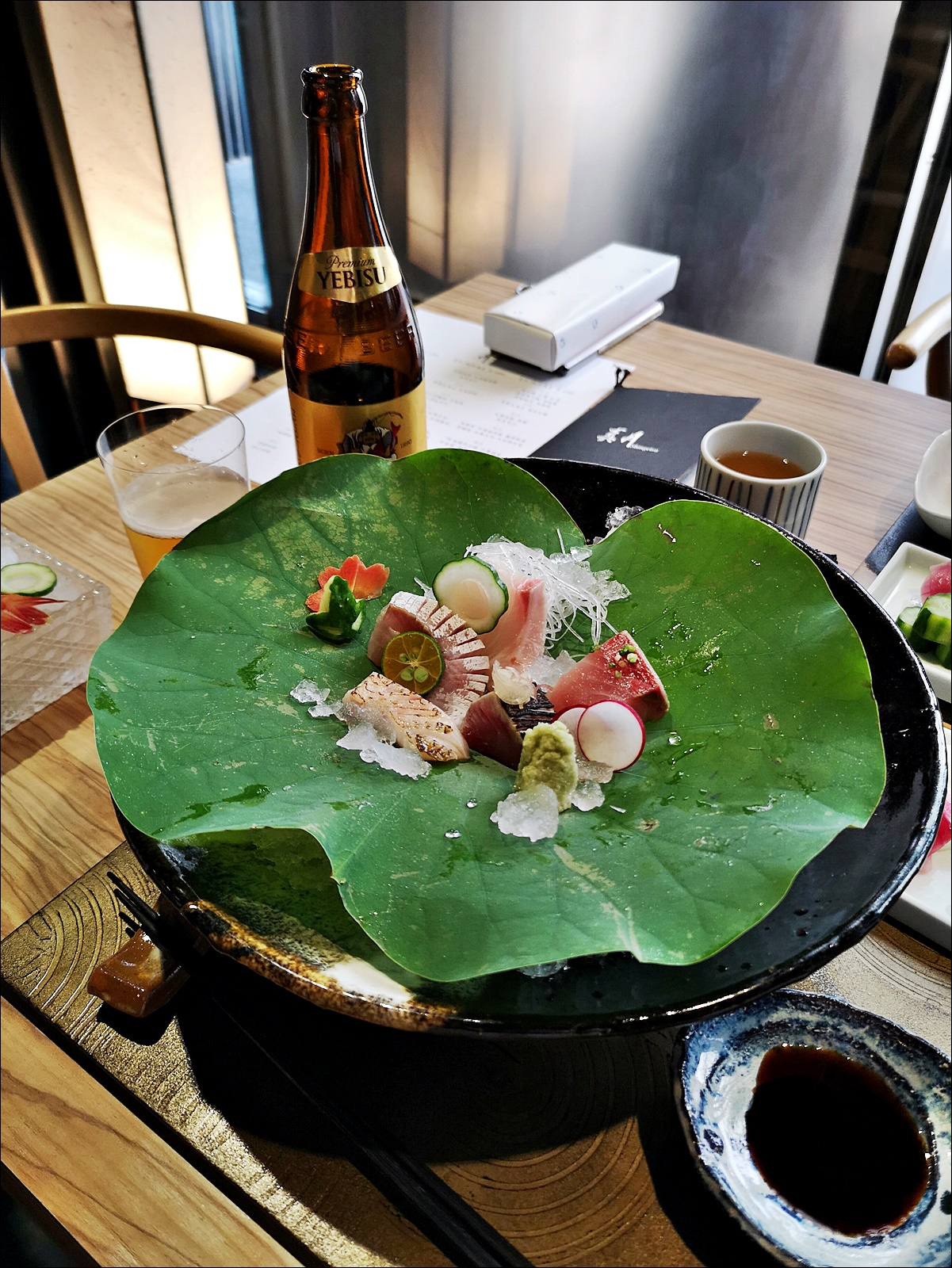 真月新日本料理午間套餐