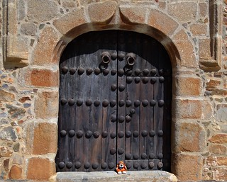 Monterrubio de la Serena, Badajoz, Extremadura, España.