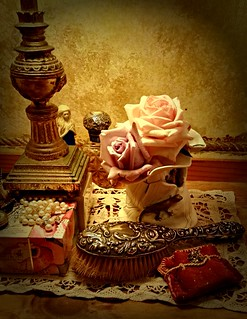 Roses and collections...