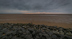 Rained Off (Rob Pitt) Tags: west kirby storm clouds hilbre island 2018 wirral sony a7rii samyang 14mm f28 beach