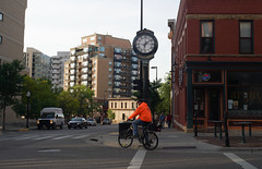 early morning traffic (humbletree) Tags: madison wisconsin morning