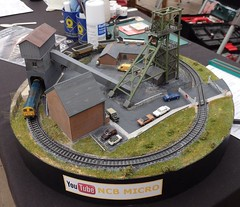 NCB Micro (Phil_Parker) Tags: modelrailway train
