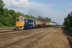 60.0734 Borgond/Hungary (Gridboy56) Tags: sulzer trainhungary hungary wagons cargo tanks locomotive locomotives trains train railways railroad railfreight europe diesel borgond 600734
