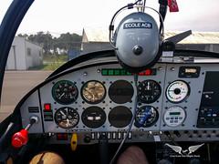 Let's fly! Cap 10C Aerobatics (gc232) Tags: cap 10c cockpit aerobatics tailwheel taildragger