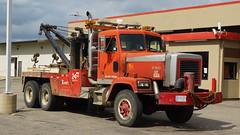 1978 FWD 6X6 Tow Truck (DVS1mn) Tags: 1978 fwd 6x6 tow truck 78 towtruck wrecker