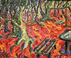 6Q3A2840 (www.ilkkajukarainen.fi) Tags: painting art artlife artworld artwork metropolitan museum musée museet museo new york iso omena big apple happy life visit travel traveling arttraveling ericheckel expressionism