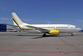 Sunkar Air Boeing 737-330 UP-B3719 ALA 22-05-18