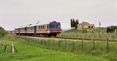 1988  22621  I (Maarten van der Velden) Tags: italië italy italien italie italia asciano fs fsaln6631105 fsaln663 train6884