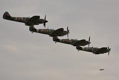 Spitfires!! (NickS1966) Tags: supermarine spitfire aviation flight flying aircraft fighter duxford airshow 2017 nikon d7100 tamron 150600mm