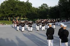 Marine Corps Sunset Parade 12 June 2018  (374) (smata2) Tags: washingtondc dc nationscapital marines marinesunsetparade usmc military