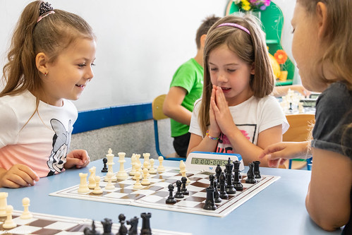 VIII Turniej Szachowy o Mistrzostwo Przedszkola Wesoła Piątka (2 of 78)