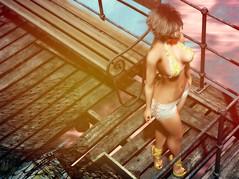 Warmth of the Sun (Sadystika Sabretooth) Tags: arranmore c88 catwa collabor88 equal10 fameshed foxcity glamaffair gos lefilcasse maitreya theliaisoncollaborative tlc tram unitedcolors events exploration fashion secondlife shoes shopping {lefilcasse}