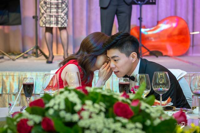 Allen&Alice-台南大億麗緻宴客-婚禮記錄-46