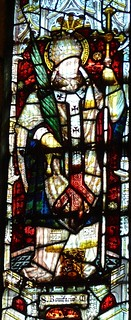 Sheffield - Ecclesfield, St Mary's Church - Stained Glass