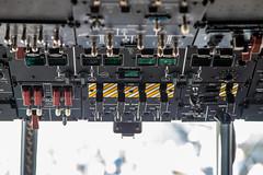Berlin Air Show / ILA 2018: Cockpit U.S. Air Force (kevin.hackert) Tags: berlinairshow luftfahrtausstellung ber expocenter raumfahrtausstellung berlin berlinschönefeld flugzeug fachmesse sxf raumfahrt jet eddb ila rollfeld fahrzeug flughafen luftfahrt boden