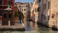 Streets of Venice (michelebalboni1993) Tags: venice sunset canals house sunsetcolors photography