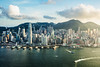 Hong Kong city aerial view with urban skyscrapers, View from Sky100, Hong Kong (Patrick Foto ;)) Tags: aerial architecture asia background bay beautiful blue building business china city cityscape day destination district downtown dusk finance harbor harbour hong hongkong island kong landmark landscape majestic metropolis modern office panorama panoramic peak port scene scenery scenic sea sightseeing sky skyline skyscraper sunset tourism tower town travel urban victoria view kowloon hk
