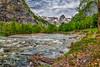 Haute-Savoie mountain scene-6345 (George Vittman) Tags: landscape alps mountains stream frenchalps scenic nikonpassion naturephotography jav61photography jav61 ngc