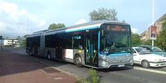 (Ceobus) Stivo Heuliez GX 437 Hyb ES-489-VD (95) n°793 (couvrat.sylvain) Tags: cergy articulé autobus bus hybride gx437 437 gx heuliez heuliezbus stivo ceobus société de transports interurbains du valdoise