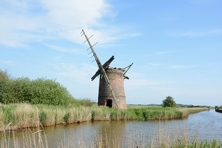 Brograve Level Drainage Mill