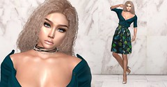 My ego (Dan Gericault Lol and XD 4Evah) Tags: secondlife sl slfashion egozy skins applier valentinae flf slackgirl shoes supernatural inevitablemadness eyes mesh appliers hunt prize stealthic hair