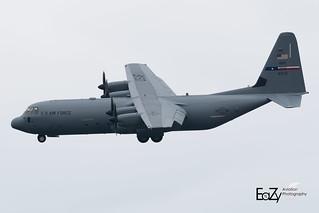 08-3176 United States Air Force Lockheed C-130J Super Hercules