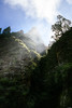 Deep valley (Rico the noob) Tags: dof rock d850 2470mm nature mist mountains outdoor 2470mmf28 clouds trees tree travel mountain rocks 2018 tenerife sky teneriffa landscape published valley