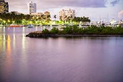 Palm Beach (g_4life101) Tags: sony alpha a6000 icle6000 sel1855 westpalmbeach florida southflorida beach longexposure night wideangle sel55210