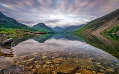 Wast Water (ant0191) Tags: wastwater lakedistrictnationalpark cumbria mountains reflection longexposure nikond750 nikon1735mmf28d leegraduatedfilter 10stopfilter sunset england