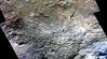 Dantu Crater's Cracked Floor (sjrankin) Tags: 8june2018 edited nasa dawn ceres primage pia22471 crater dantucrater color cracked craters