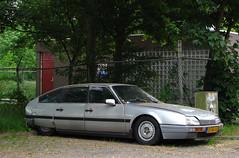 1987 Citroën CX 22 TRS (rvandermaar) Tags: 1987 citroën cx 22 trs citroëncx22 citroëncx citroen citroencx sidecode6 57hhxx rvdm