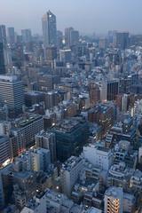 tokyo7202b (tanayan) Tags: urban town cityscape tokyo japan night view nikon v3 東京 日本 observation world trade center