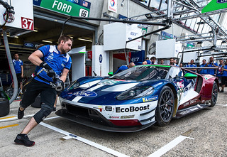 Ford GT Le Mans 2018