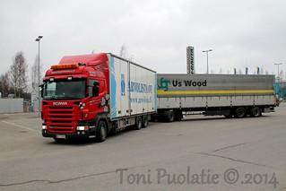 Kuljetus Tuuri Oy GIL-900