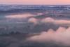 Woods, fog and farms (sniggie) Tags: kentucky marioncounty dawn farmland fog sunrise woods mist landscape