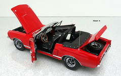 1967 Ford Shelby-Mustang EXP 500 Convertible (JCarnutz) Tags: 124scale diecast danburymint gmp 1967 ford shelbymustang exp500
