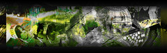 La feria (seguicollar) Tags: imagencreativa photomanipulación art arte artecreativo artedigital virginiaseguí muñecas vasijas cristal escaparate feria almoneda samsung8 ventilador plato monedas cajas objetos
