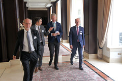 07-06-2018 Exclusive Luncheon with Secretary of State Pieter De Crem - DSC08924