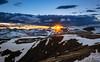 Never Summer sunset (Bill Bowman) Tags: sunset sunstar rockymountainnationalpark neversummermountainrange continentaldivide mountrichthofen