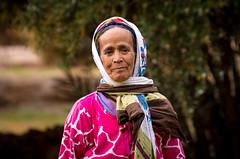Wife at Skoura (Ludovic Di Iorio) Tags: maroc marocco photography photographie pentax roadtrip portrait skoura atlas ksar wife